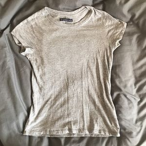 Abercrombie & Fitch Gray Tee